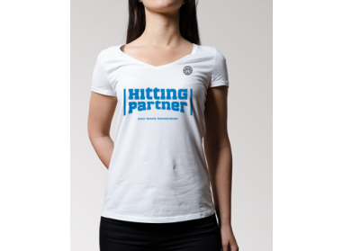 "T-Shirt ""Hittingpartner"" Frauen"
